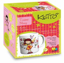 Tasse Ketto - Fées