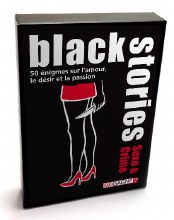 Black Stories - Sexe et crimes