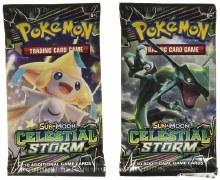 Pokémon - Sun & Moon - Celestial storm  Booster