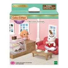 Calico Critters - Salon de chocolat
