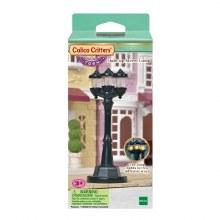 Calico Critters - Allumer le lampadaire
