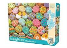 Casse-tête, 400 mcx - Easter Cookies