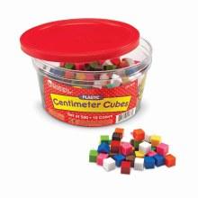 Cubes centimètres