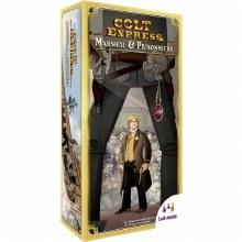 Colt Express - Marshal & Prisonniers