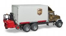 Camion Mack Granite UPS
