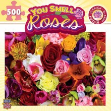 Casse-tête odorifique 500 mcx - Les roses