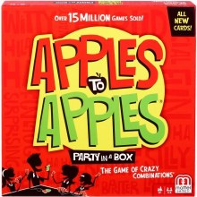 Apples to Apples - Party in a box