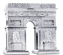 Metal Earth - Arc de Triomphe
