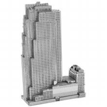Metal Earth - 30 Rockefeller Plaza