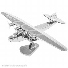 Metal Earth - Pan Am China Clipper