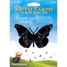 Metal Earth - Papillon Monarch