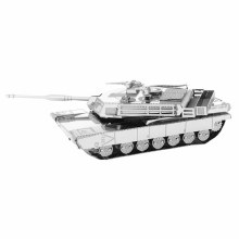 Metal Earth - Char d'assaut M1 Abrams