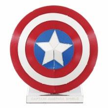 Metal Earth - Bouclier Capitaine America
