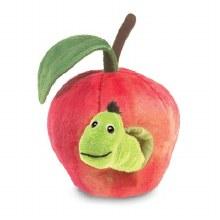 Vers dans une pomme