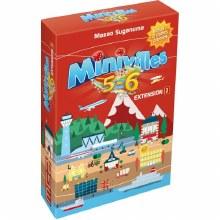 Minivilles Extension 5-6 joueurs