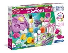 Laboratoire de savon