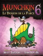 Munchkin 6 - Le donjon de la Farce (Extension)