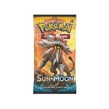 Pokémon - Sun & Moon booster