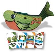 Happy Salmon (vert)