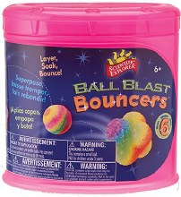 Ball Blast Bouncers