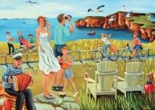 Casse-tête 500 mcx - Vue sur mer