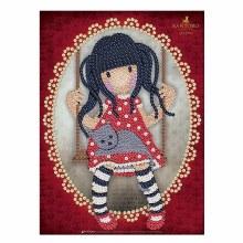 Sequin Art - Ruby