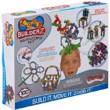 Zoob Builderz - Trousse d'inventeur
