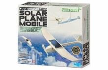 Mobile d'avion à énergie solaire