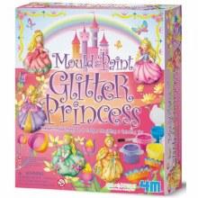 Mouler et peindre - Princesses