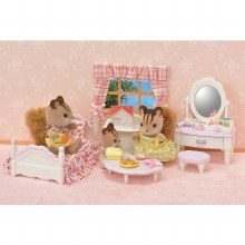 Calico Critters - Chambre avec coiffeuse