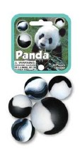 Assortiment de Billes - Panda