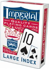 Carte Poker Imperial (Large.)