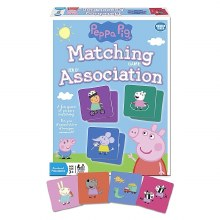 Jeu d'association - Peppa Pig
