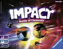 Impact Battles of Elements