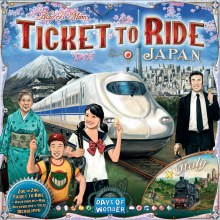 Ticket to Ride - Japan & Italy (Multi.)