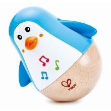 Pinguin musical à bascule
