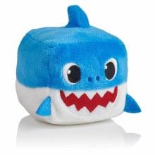 Peluche Baby Shark - Bleu