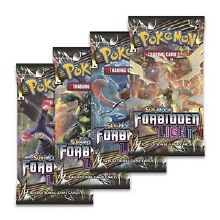 Pokémon - Sun & Moon Forbidden light Booster