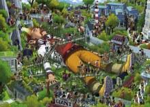 Casse-tête 1000 mcx - Gulliver, Oesterle