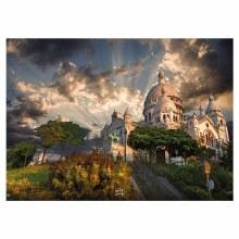Casse-tête 1000 mcx - Montmartre