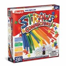 Straws & Connectors - 230 pièces