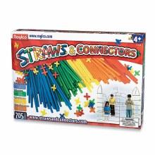 Straws & Connectors - 705 pièces