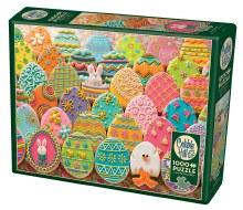 Casse-tête 1000 mcx - Easter eggs
