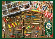 Casse-tête 1000 mcx - Fishing Lures