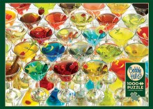 Casse-tête, 1000 mcx - Martinis!