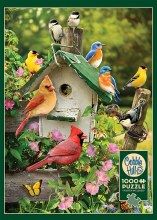 Casse-tête, 1000 mcx - Summer Birdhouse
