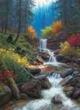 Casse-tête 1000 mcx - Mountain cascade