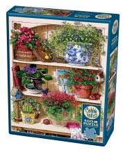 Casse-tête 500 mcx - Flower cupboard
