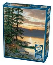 Casse-tête 500 mcx - Canoe Lake