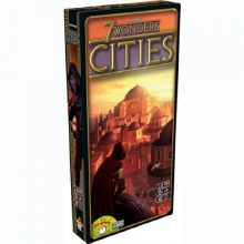 7 Wonders Cities (ang. extension)